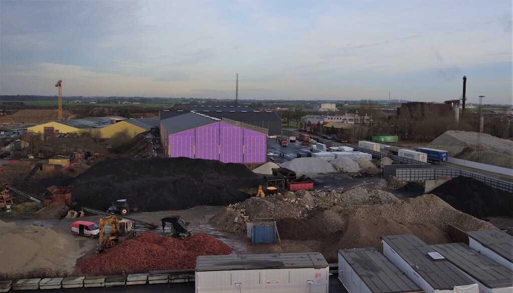 air-view-foto-bm-byggeindustri-ny-produktionshal-i-hobro