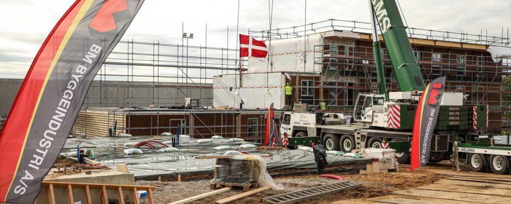 Moderne byggeri i Danmark
