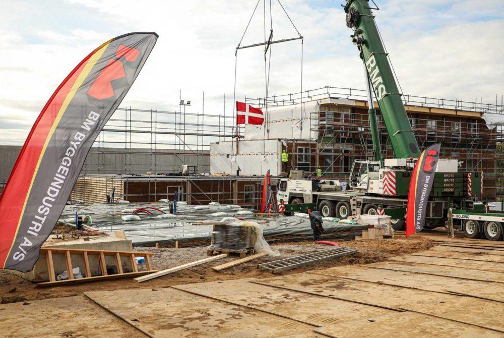 Projekter i Danmark